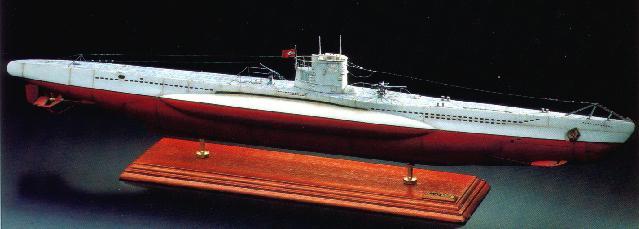Schnellboot S-100 - Pagina 2 Amati_U-boat_U47