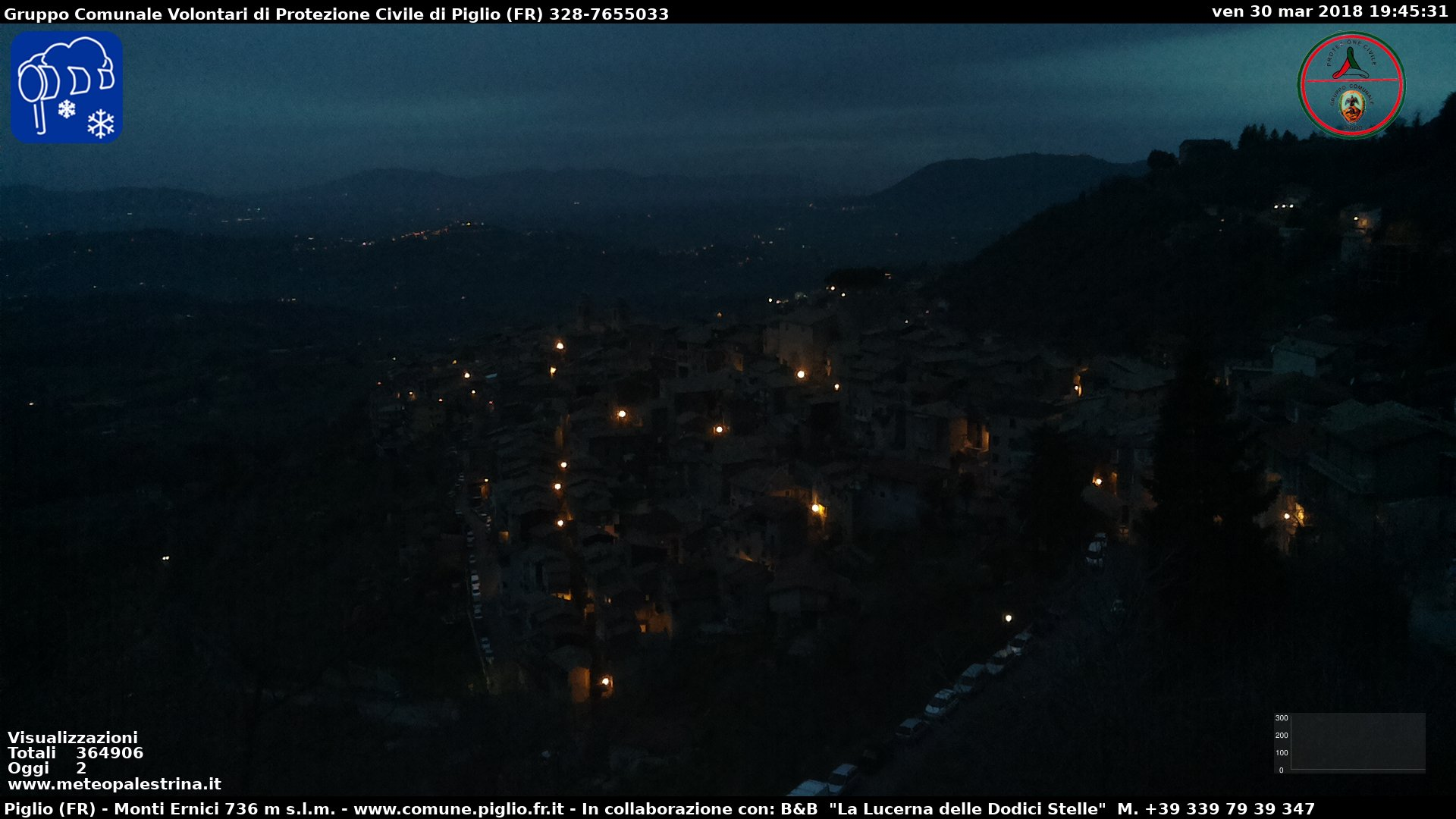Webcam Piglio (FR) Webcam