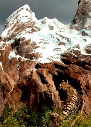 [Disney's Animal Kingdom] Expedition Everest 21598006