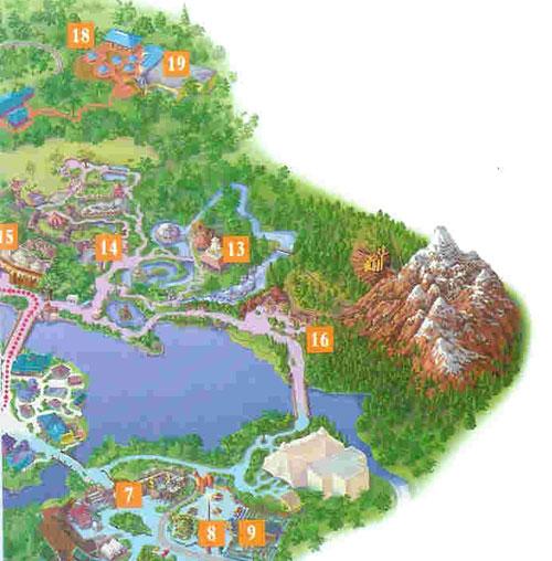 [Disney's Animal Kingdom] Expedition Everest Ee001