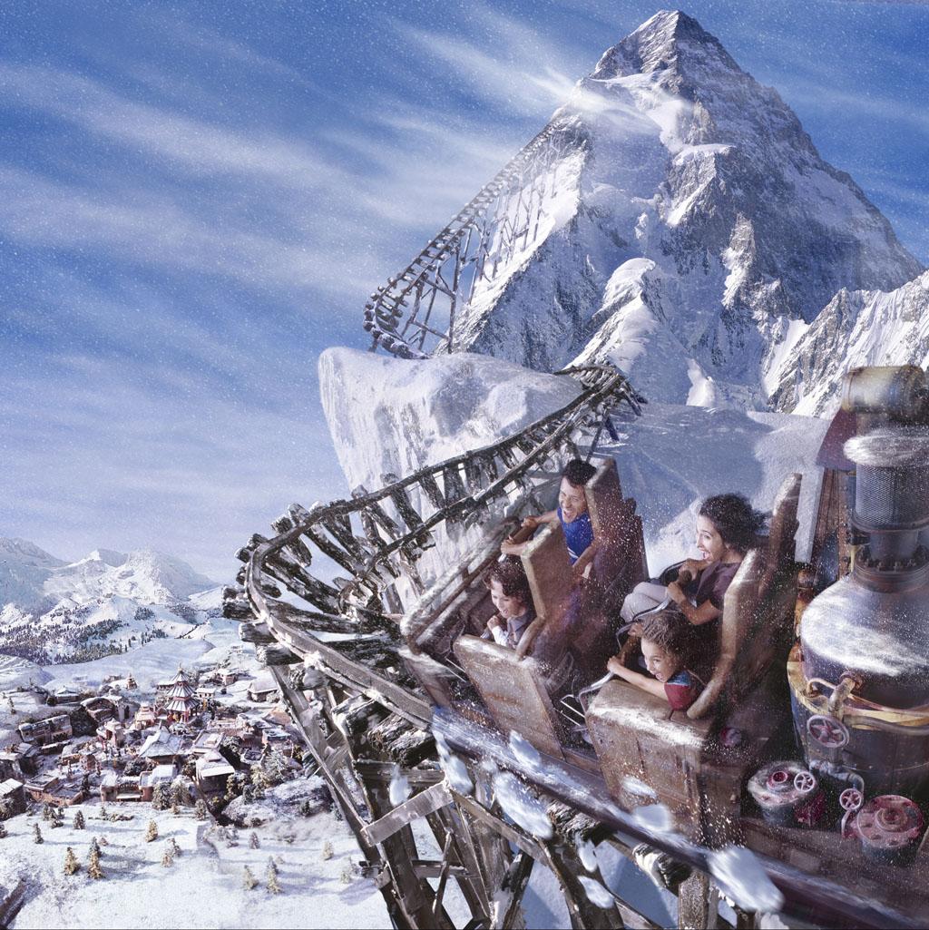 [Disney's Animal Kingdom] Expedition Everest Everest001