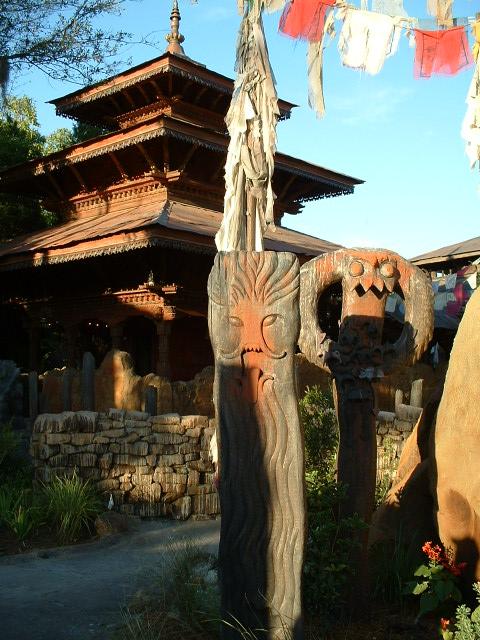 [Disney's Animal Kingdom] Expedition Everest Everest10