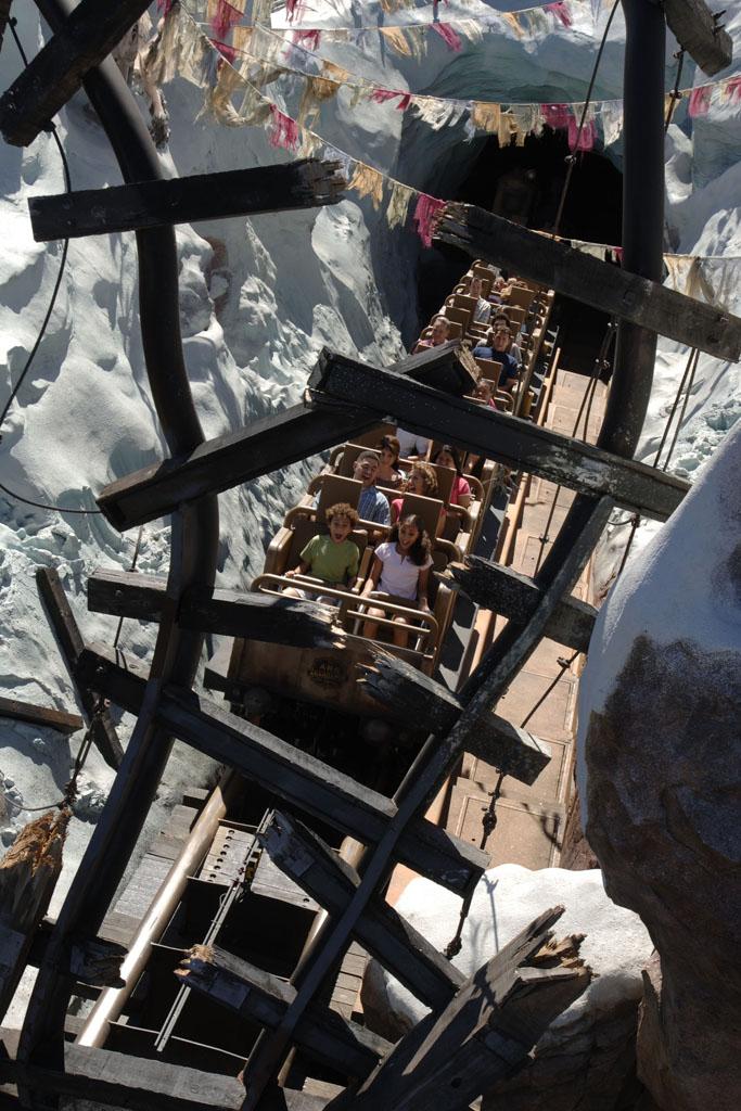 [Disney's Animal Kingdom] Expedition Everest Everest11