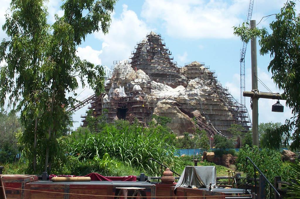 [Disney's Animal Kingdom] Expedition Everest Everest30