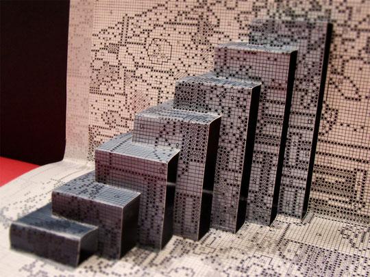 Jedno uništiš - drugo stvoriš  Paper_art_13