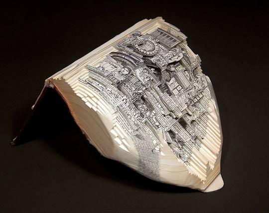 Jedno uništiš - drugo stvoriš  Paper_art_29