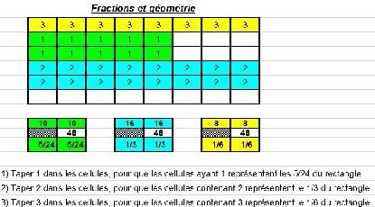 coures mathematique 4eme  Fractions-2