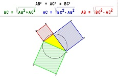 coures mathematique 4eme  Pythagore-0-1