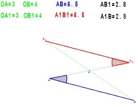coures mathematique-6eme+ 5eme  Sym-centrale