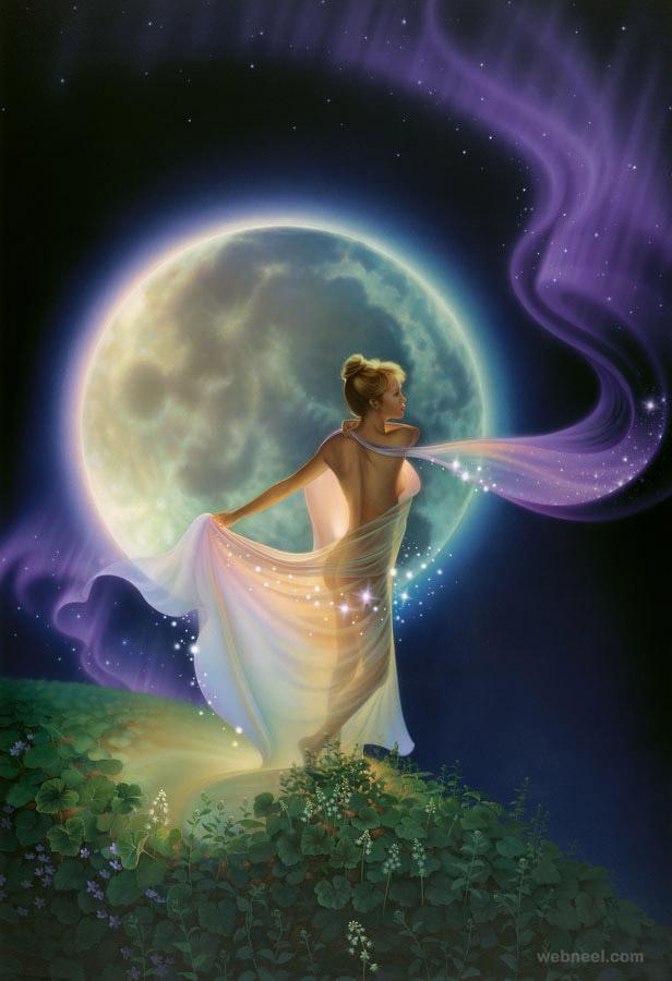 Bienvenidos al nuevo foro de apoyo a Noe #223 / 11.02.15 ~ 13.02.15 - Página 40 21-moon-fantasy-artwork