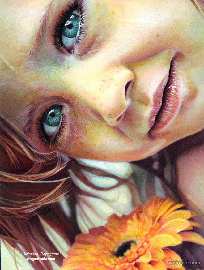 Bienvenidos al nuevo foro de apoyo a Noe #263 / 02.06.15 ~ 04.06.15 - Página 5 12-hyper-realistic-color-pencil-drawing-by-christina-papagianni