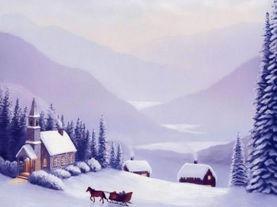 ]GRILLE 18 LA NEIGE ET LE FROID // VEN 28 SAM 29 ET DIM 30  NOVEMBRE  2014 Fond-ecran-neige-et-noel