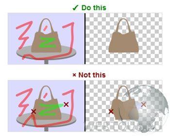 Как легко и быстро удалить фон с фотографии онлайн Background-delete