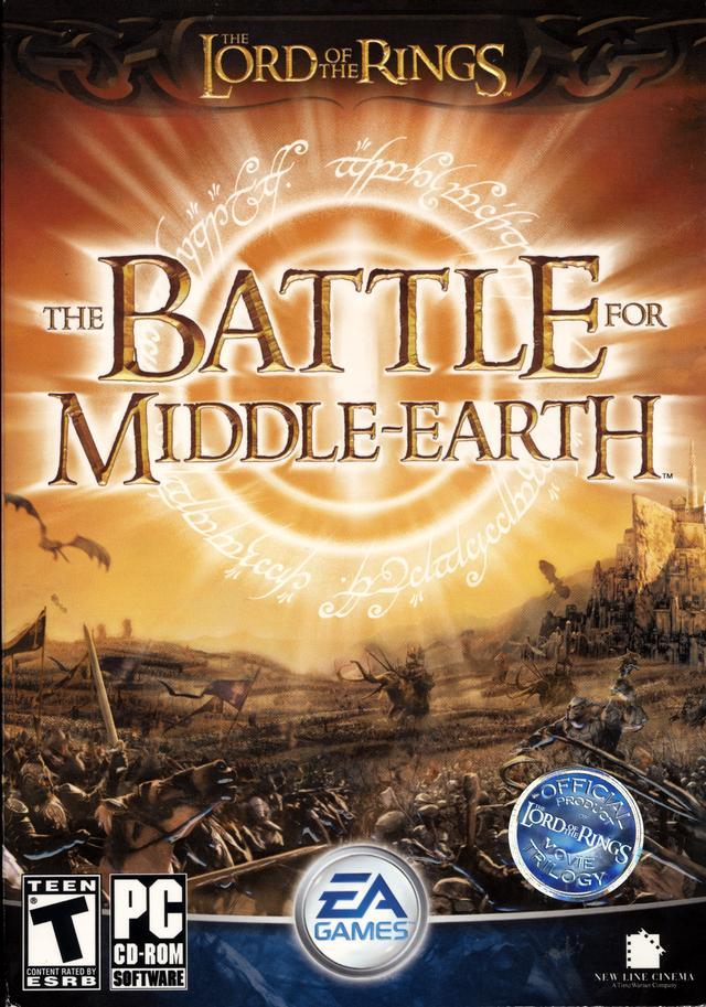 LoTR - Battle for Middle-Earth-HOODLUM iSO LOTR%20Battle%20for%20Middle%20Earth%201
