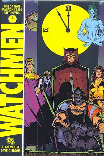 ZZTOP - Página 3 Watchmen-hardcover-alan-moore-dave-gibbons