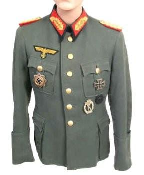 Uniformy nemecko Un11