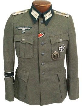Uniformy nemecko Un16