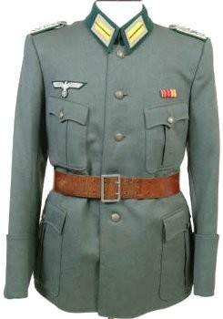 Uniformy nemecko Un18
