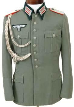 Uniformy nemecko Un19