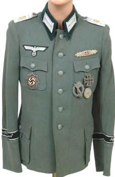 Uniformy nemecko Un20
