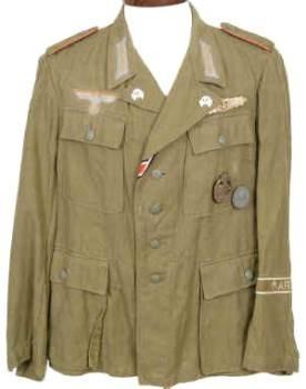 Uniformy nemecko Un5