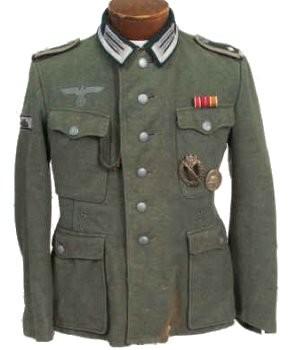 Uniformy nemecko Un6