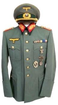 Uniformy nemecko Un9