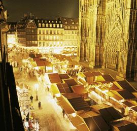 Le royaume de votre admin favori : Strasbourg Marche-de-noel-strasbourg