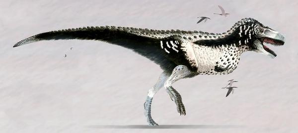 Tiny Dinosaur Unearthed Above Arctic Circle Penguintrex