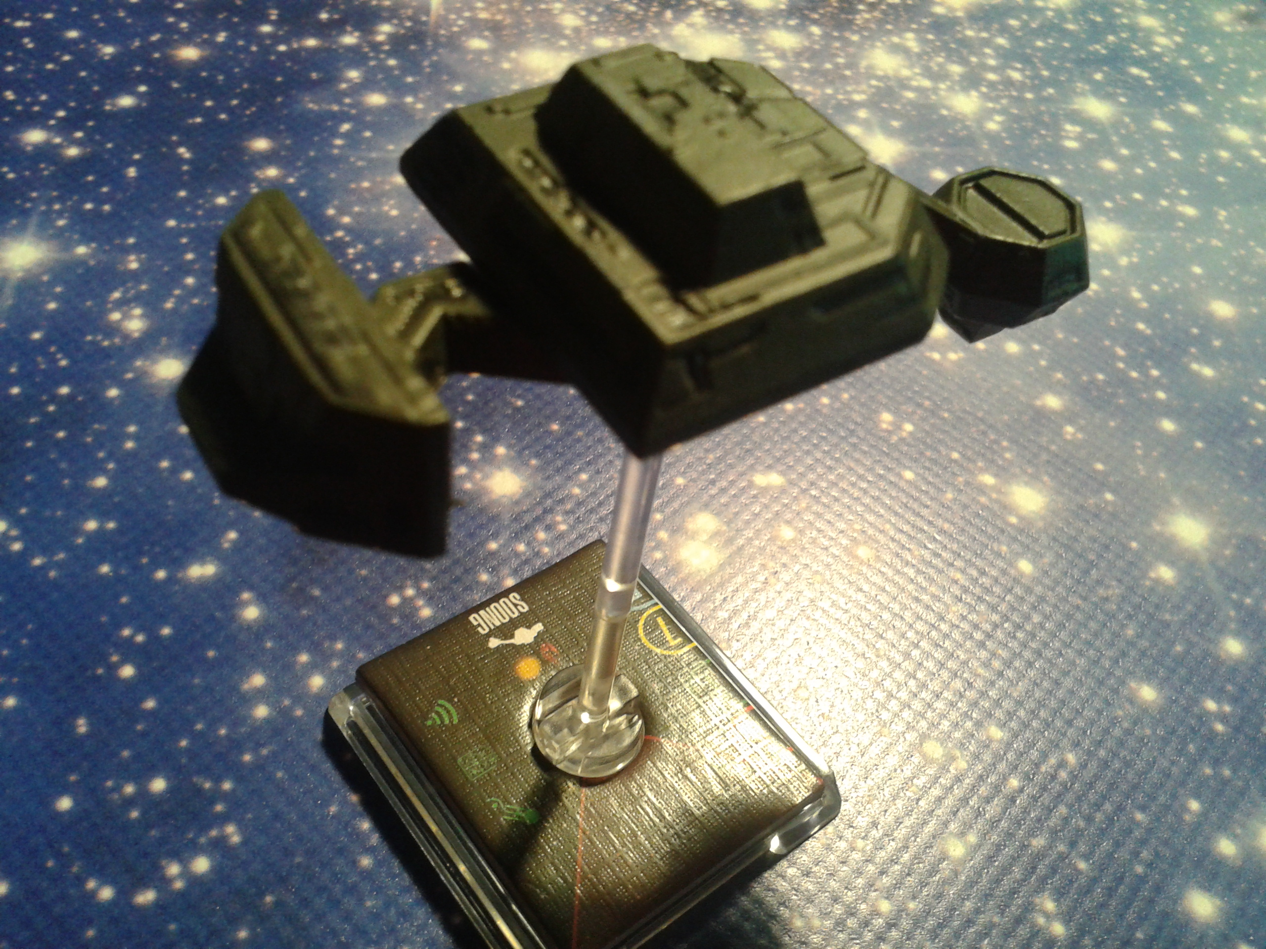 Welle 26 - Schiffe bekannt: U.S.S. Venture, Borg Assimilator 84 und ein Xindi-Reptilian Warship! 20140803_183943