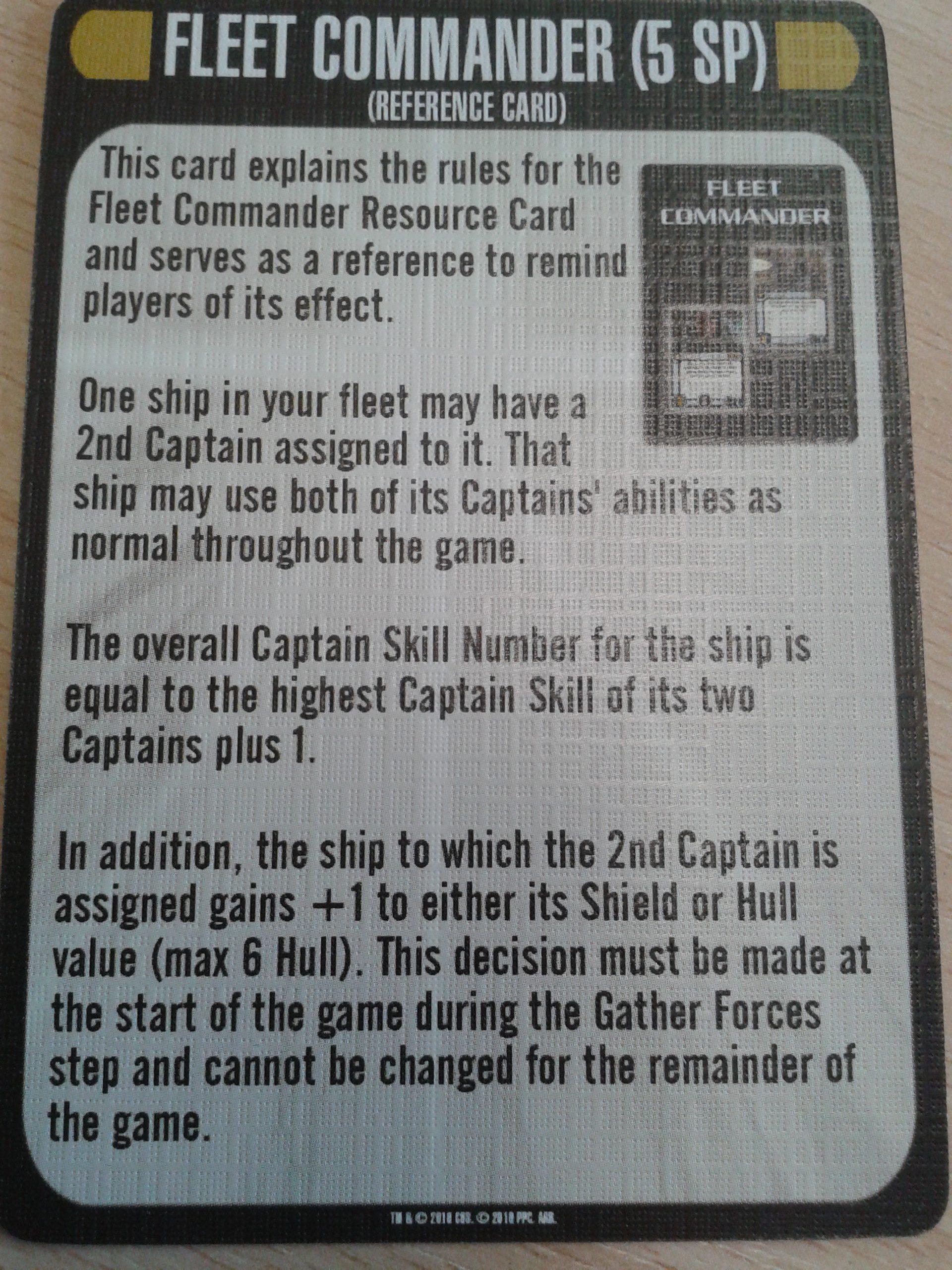 [Biete] Fleet Commander Ressource (aus dem Klingon Civil War OP Kit 1) 20161102_132416-e1478089609596
