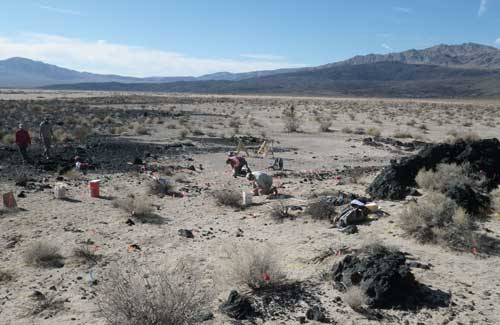 Nearly 9,000 Artifacts Uncovered in California Desert, Spanning 11,500 Years of History 29-Palms-Mojave-Desert-dig