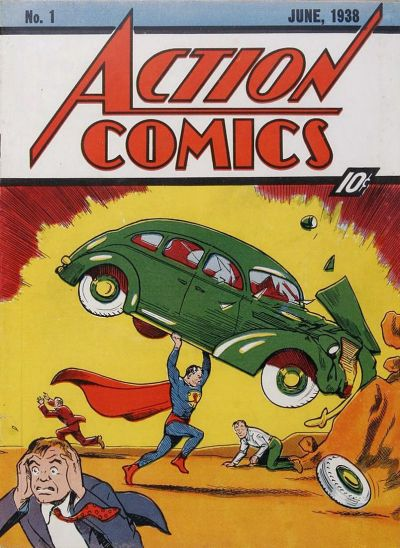 Classic Comic Covers - Page 2 Action-Comics-1
