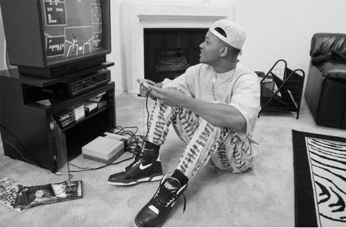 MEGADRIVE vs SUPER NINTENDO : Fight ! - Page 3 Will-Smith-Video-Game