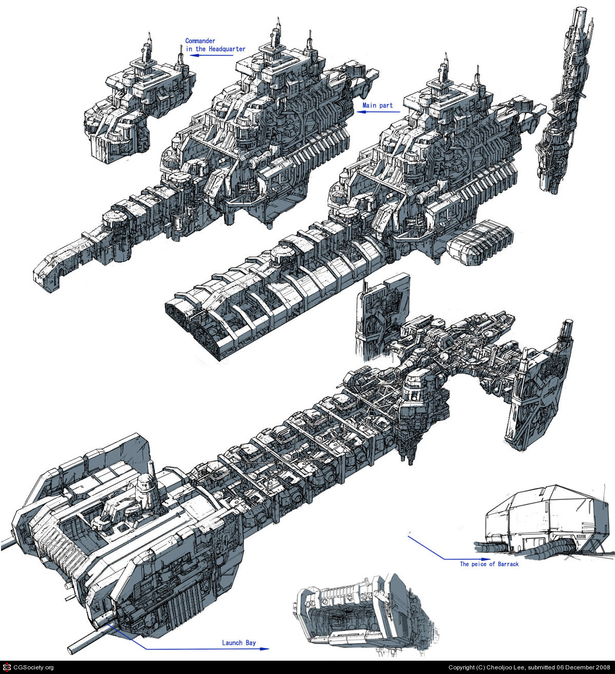 [W40K] Collection d'images : Flotte Impériale - Page 7 BargedebatailleDOW2