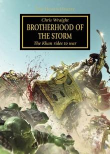 Le Reclusiam : Critiques des Romans W40k de la Black Library 220px-Brotherhood-of-the-storm