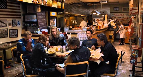[Parc Walt Disney Studios] Avengers Campus (2021) > infos en page 1 - Page 21 Downtown-shwarma-marvel-movie