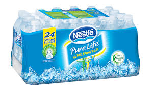 No, Nestle, You Do NOT Have the Right to Withdraw All That Water from a National Forest Nestle-Pure-Life