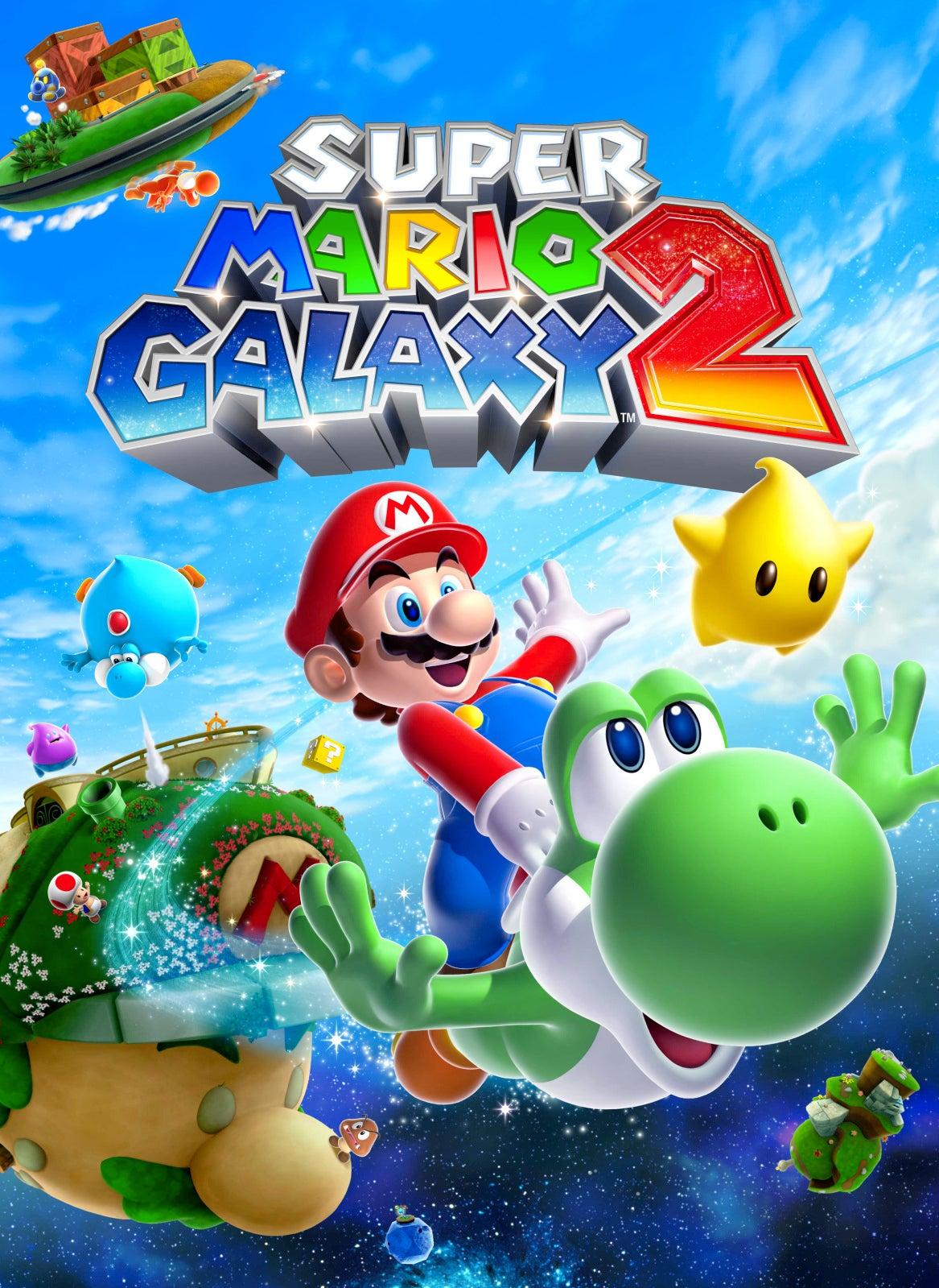 Super Mario Galaxy 2 Various