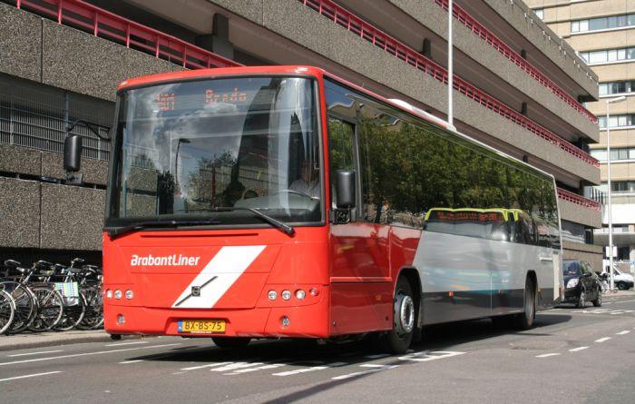 Buses in your hometown Brabantliner_Volvo_8700