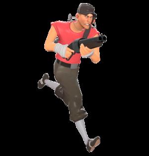 [Fandub-Pub] Team Fortress 2 - Meet the Spy [4 M] 300px-Scout