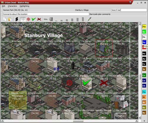 Red Rum Map Maltonmap-screenshot