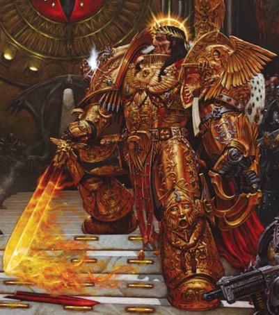[For Fun] Emperor of Mankind Emperor
