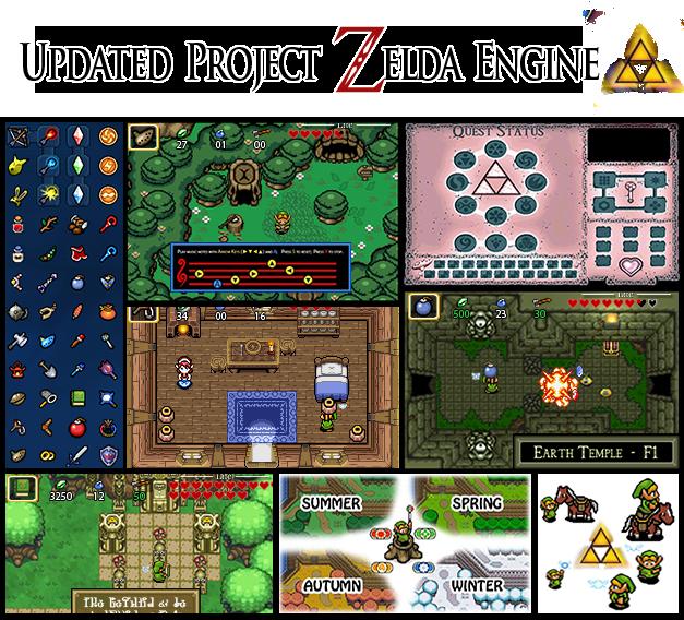 [XP] Engine Zelda (aka Zelda Starter Kit)! Upzeldalogopics