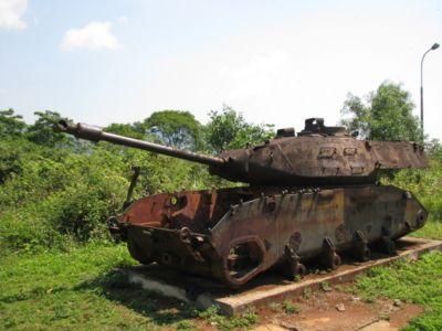 HAPPY BIRTHDAY TIM (Tank1252) 400px-Rusty_Tank_in_DMZ