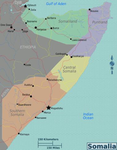 Trabajo y proletariado infantil y juvenil. Esto no es un anuncio de refrescos... 380px-Somalia_regions_map