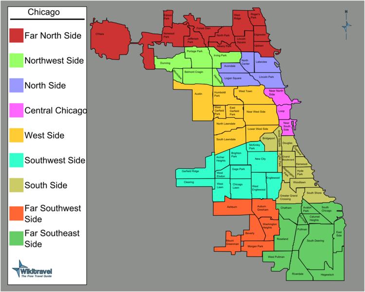 [RECURSOS] Distritos de Chicago 750px-Chicago_neighborhoods_map