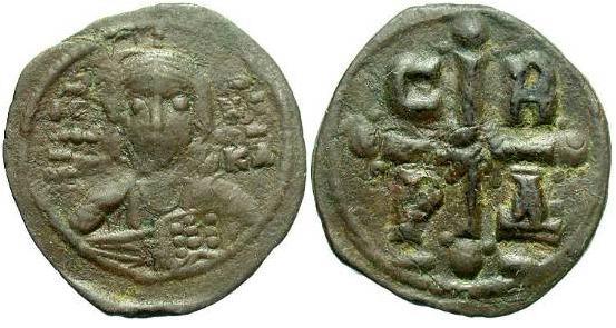 Follis de Romano IV Sb1866