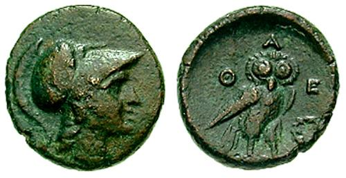 AE14 de Atenas SNGCop_096v
