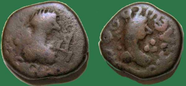 Petit bronze... (monnaie de Thothorses  roi du Bosphore) Anokhin_735